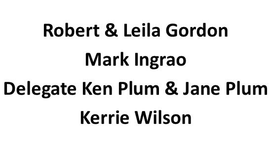 Best of Reston Supporter Sponsors