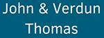 John & Verdun Thomas Partners logo
